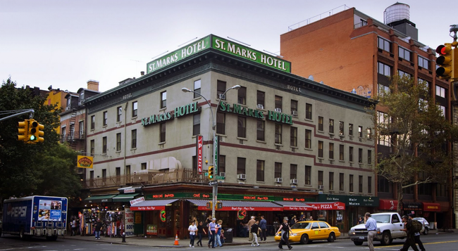 St Marks Hotel - New York - Building