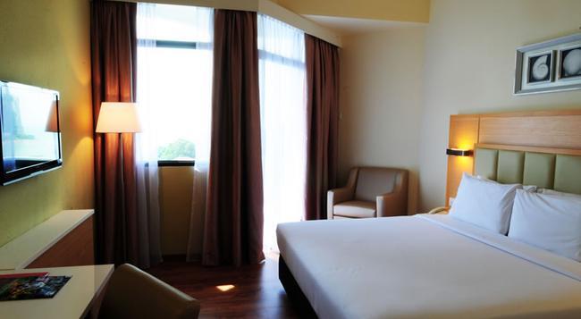 Hotel Sentral Seaview, Penang - George Town (Penang) - Bedroom