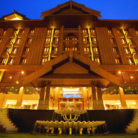 The Royale Chulan Hotel Kuala Lumpur Hotel Front - Evening/Night