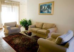 Hotel Stazione Reale - Turin - Living room