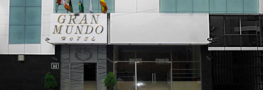 Gran Mundo Hotel - Lima - Building