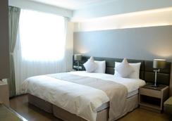 Shin Yuan Park Hotel - Hsinchu City - Bedroom