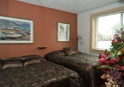 Hyde Park Inn - Tampa - Bedroom