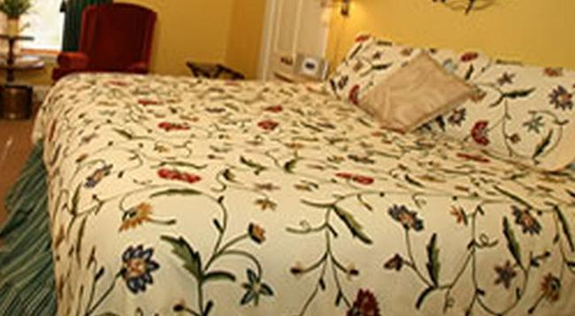 C.W. Worth House Bed And Breakfast - Wilmington - Bedroom