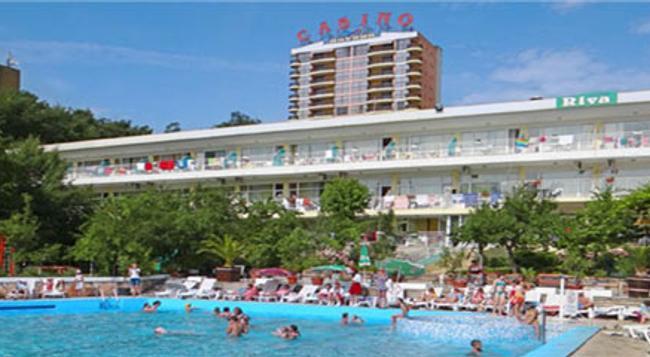 Hotel Riva Park - Golden Sands - Building