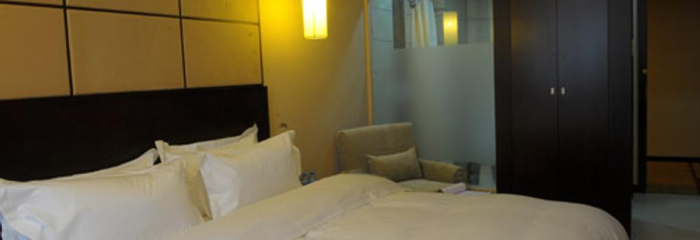 Baijia Hotel - Changchun - Bedroom