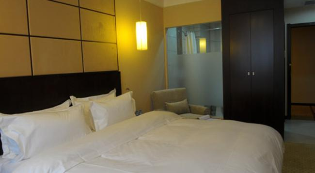 Baijia Hotel - Changchun - Bedroom