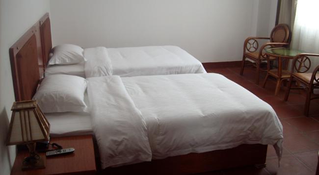 Xiaodeng Fishing Hotel Xiamen - Xiamen - Bedroom