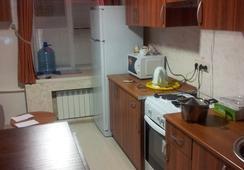 Hotel Vremena - Samara - Front desk