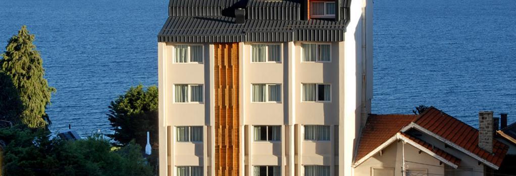 Hotel Tirol - San Carlos de Bariloche - Building