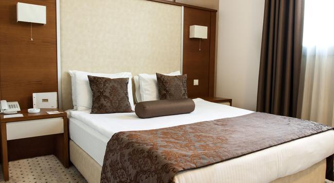 Blanca Hotel - Izmir - Bedroom