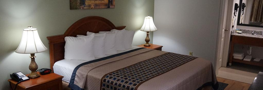The Smart Stay Inn - St. Augustine - Bedroom