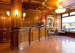 King's Hotel Center - Munich - Lobby