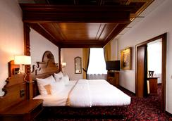 King's Hotel Center - Munich - Bedroom