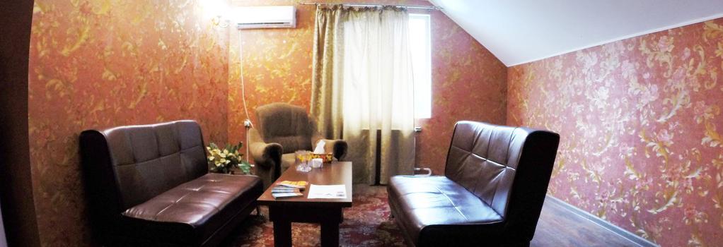 Lavitor Hotel - Bishkek - Bedroom