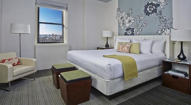 Stewart Hotel - New York - Bedroom