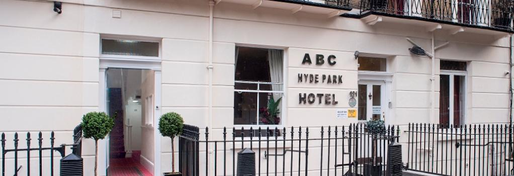 ABC Hyde Park Hotel - London - Building
