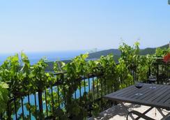 Guesthouse Villa Tortuga - Budva - Balcony