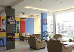 Sinar Sport Hotel - Bengkulu - Lounge
