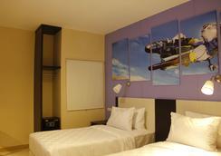 Sinar Sport Hotel - Bengkulu - Bedroom