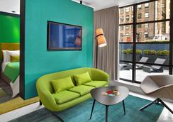 The William - New York - Bedroom