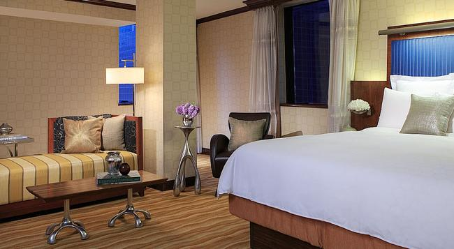 Renaissance New York Times Square Hotel - New York - Bedroom