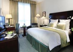 Lindner Hotel City Plaza - Cologne - Bedroom