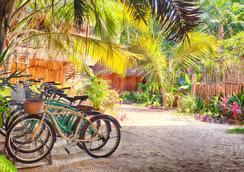 Playa Canek Boutique Eco Hotel - Tulum - Patio