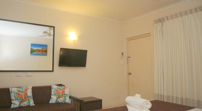 Kimberley Croc Motel - Kununurra - Bedroom