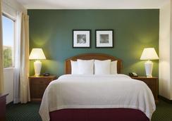 Hawthorn Suites by Wyndham Philadelphia Airport - Philadelphia - Bedroom