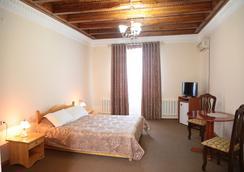 Ziyobaxsh Hotel - Bukhara - Bedroom