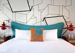 The Vagabond Hotel - Miami - Bedroom