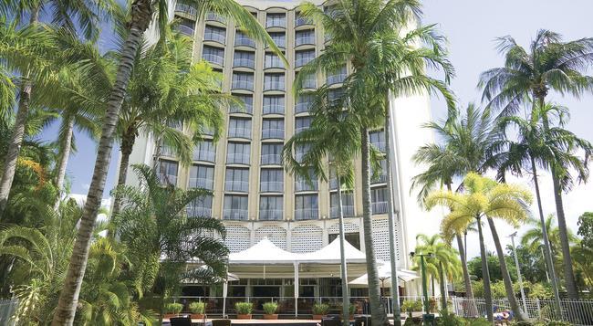 DoubleTree by Hilton Hotel Darwin - Darwin - Building