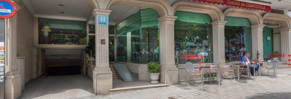Hotel Ciudad De Compostela - Santiago de Compostela - Building