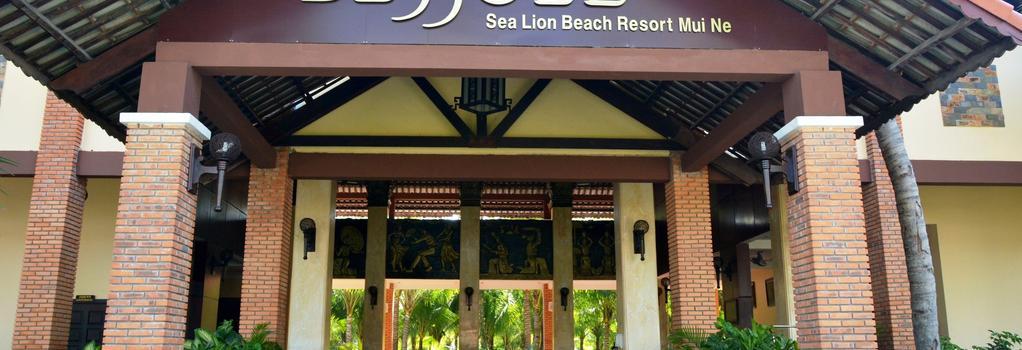Dessole Sea Lion Beach Resort Mui Ne - Phan Thiet - Building