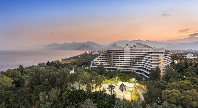 Rixos Downtown Antalya - Antalya - Building