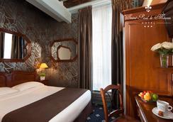 Hotel Saint Paul Le Marais - Paris - Bedroom