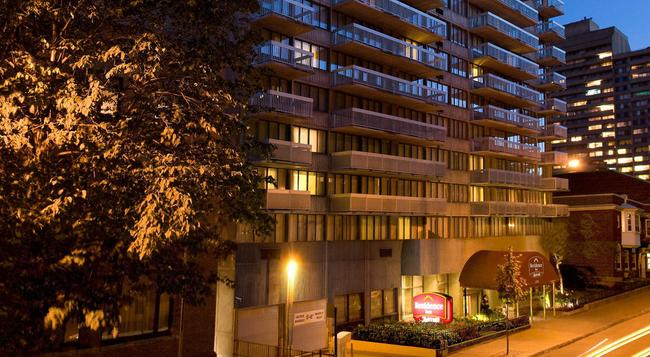 Residence Inn by Marriott Montreal Westmount - Montreal - Building