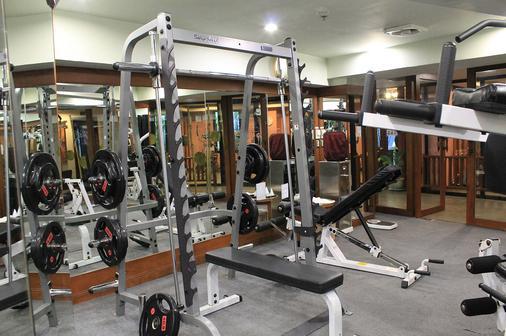The Royal Paradise Hotel & Spa - Patong - Gym