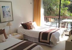 Hotel Acacias de Vitacura - Santiago - Bedroom