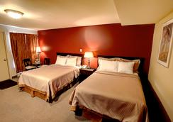 Hôtel Motel Bonaparte - Québec City - Bedroom