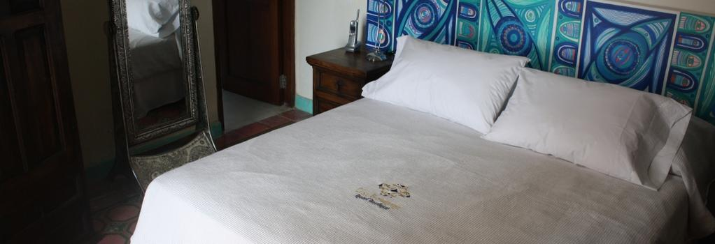 Casa Bustamante Hotel Boutique - Cartagena - Bedroom