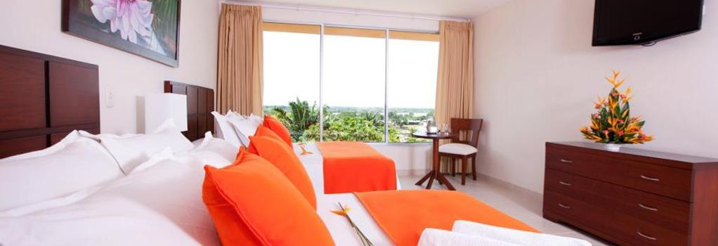 Hotel Anaconda - Leticia - Bedroom