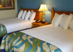 Aqua Beach Inn - Myrtle Beach - Bedroom