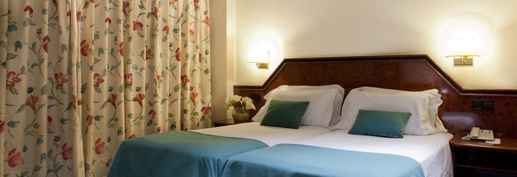 Praga - Madrid - Bedroom