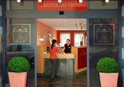 Leonardo Hotel Nürnberg - Nuremberg - Lobby