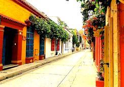 El Genoves Hostal - Cartagena - Outdoor view