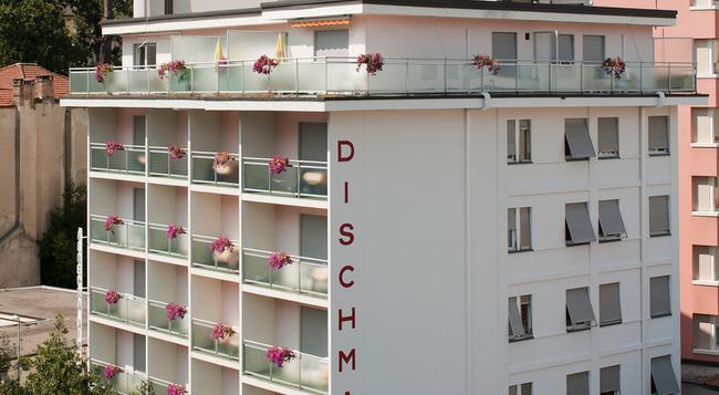 Hotel Dischma - Paradiso - Building