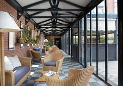 Pacific Hotel Fortino - Turin - Lobby