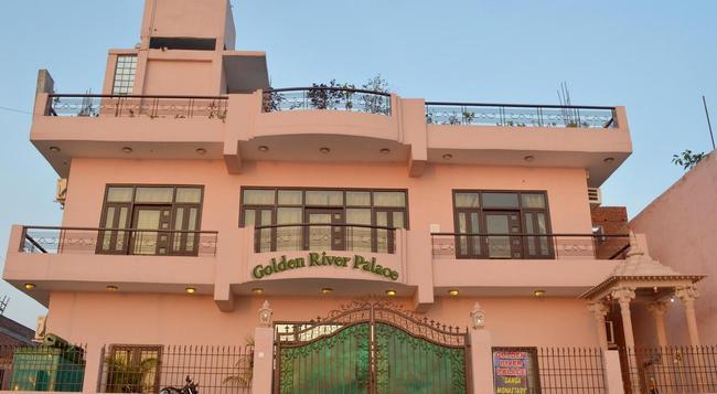 Ganga Monastery - Varanasi - Building